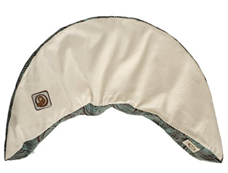 breastfeeding pillow_crescent-shaped